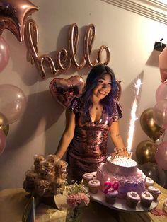 16th Birthday Wishes, 30th Birthday Themes, 21st Birthday Decorations, 21st Birthday Cakes, Mother Birthday, Birthday Cake Toppers, Girl Birthday, Birthday Parties, Birthday Party Checklist