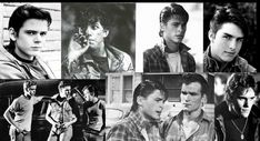 A little collage of The Outsiders