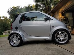 Diesel Smart Fortwo Car