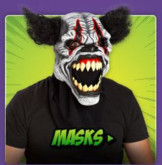 Halloween Masks #partycity and #halloween