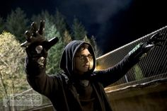 Andrew Mientus as The Pied Piper/Hartley Rathaway in 'The Flash,' 'The Sound and The Fury'
