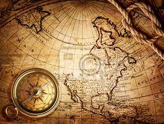 Kies uw fotobehang landkaart, old, america - oude kompas en touw op vintage kaart 1746. PIXERS fotobehangen zijn van hoogwaardig kwalitatief martiaal gemaakt. Kies een artistieke afbeelding uit onze catalogus.