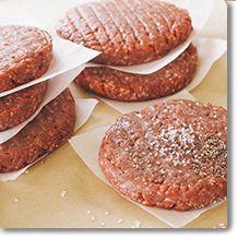 Organic Grass-Fed American Wagyu Beef Patties Vital Choice