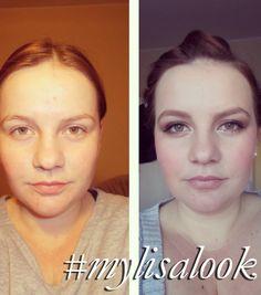 Patrycja inspired by my Jessica Biel makeup look http://www.lisaeldridge.com/video/25753/beautiful-special-occasion-make-up-weddingprom-etc/ #MyLisaLook #Makeup #Beauty