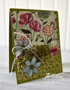 Seeing Ink Spots: Share What You Love Stampin' Up! Artisan Blog Hop