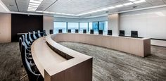 Conference Board Room  | By #Wilkhahn | #Graph