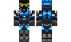 minecraft skin Carter