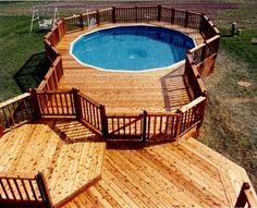 Custom Pool Decks