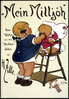 """Heinrich Zille Mein Milljöh - """"Drücken musste!"""" (Heinrich Zille: Mein Milljöh (1913) – Wikipedia"""
