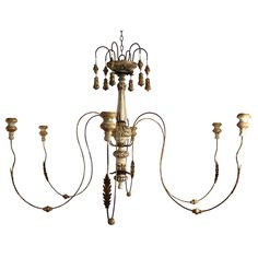 Candle Chandelier Non Electric Licious Crystal