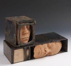 """""""Pilar  Hurtado del Pozo"""" by José Cuerda #sculpture"""
