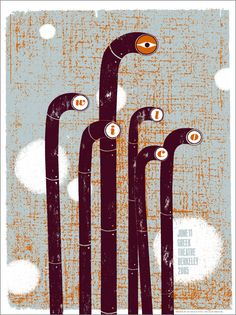 And yet another Wilco poster