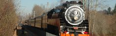 The most beautiful steam engine in the world.  SP 4449