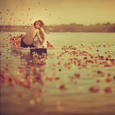 Romantic:)