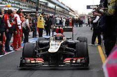 Round 1, Rolex Australian Grand Prix 2013, Race Winner, Kimi Raikkonen (1h30m03.225), Lotus F1 Team
