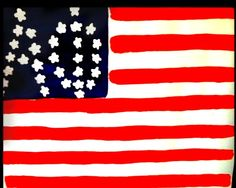 APhi American flag!