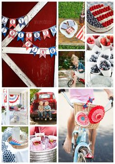 {Celebrate /// A Downhome Independence Day} *Great article from our Blog Ambassador Stacy of Kids Stuff World!