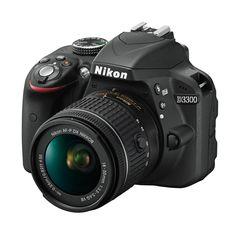 Nikon D3300 Kit AF-P DX 18-55mm VR Spiegelreflexkamera
