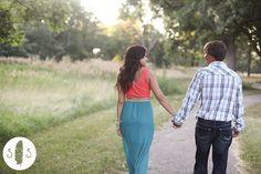 Engagement Photos.  Lincoln Nebraska.  Spencer Studios.