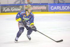 Oula Palve oli runkosarjan paras pistemies ja maalintekijä. (Kuva: Petri Lyytikäinen).