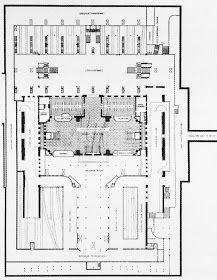 Old Penn Station floor plan Floor plans, How to plan