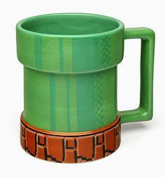 Mario +coffee!