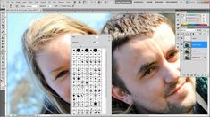 How to fix blown out skin in photoshop (video)