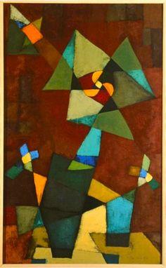 Paul Klee Megánthemum, 1927