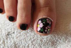 Toe Nail Art, Toe Nails, Magic Nails, Toe Nail Designs, Mani Pedi, Hair And Nails, Nail Polish, Make Up, Instagram Posts
