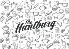 The Huntburg on Behance