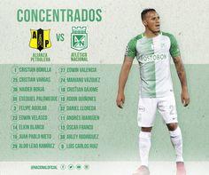 El cuerpo técnico definió los 18 concentrados para viajar a Barrancabermeja al partido de mañana vs Alianza Petrolera