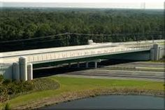 St. Augustine Rd over I-95, Duval County, FL (also mine!)