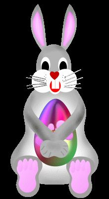 Happy Easter Gif, Happy Easter Quotes, Hoppy Easter, Easter Eggs, Holiday Gif, Maundy Thursday, Easter Pictures, Different Holidays, Holy Week