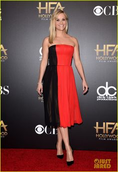 reese witherspoon hollywood film awards 2014 10 Reese Witherspoon is red hot at the 2014 Hollywood Film Awards on Friday (November 14) at the Palladium in Hollywood. The 38-year-old actress presented the Breakthrough…