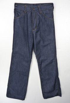 Vintage Denim Sailor Pants 33 x 27 wshhnbHR8
