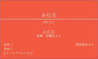 プレミアム名刺 (55 x 91mm), プレミアム名刺 (55 x 91mm)デザイン、カスタムプレミアム名刺 (55 x 91mm) Page 4   ビスタプリント