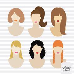Muitos são os estilos de cabelo e maquiagem, mas está afim de mudar? Não precisa ter medo! Nossas profissionais vão te ajudar a fazer a melhor escolha ;)