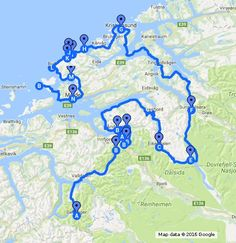If you want to see the best of the fjords, the mountains and the ocean in western Norway, this is the trip for you. The route between Geiranger via Trollstigen to the Atlantic Road, Kristiansund and Molde includes you UNESCO World Heritage Geirangerfjord, National Tourist Routes (Geiranger to Trollstigen and the Atlantic Road), National Park (the Aursjøvegen Road) and a construction of the twentieth century (the Atlantic Road). Read more at…