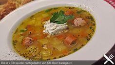 Kartoffelsuppe, ein sehr leckeres Rezept aus der Kategorie Suppen. Bewertungen: 602. Durchschnitt: Ø 4,5.