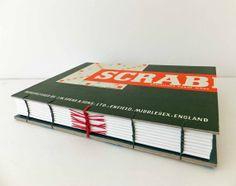 Scrabble Journal, Chunky A5 Notebook