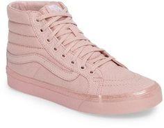 Women's Vans 'Sk8-Hi Slim' Sneaker   http://shopstyle.it/l/b6sI