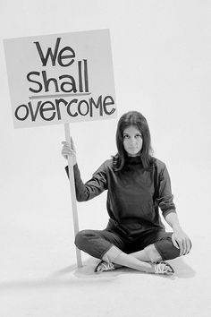 2. Gloria Steinem, feminist icon | 51 Seriously Badass Ladies Who Will Make You Proud To Be A Woman