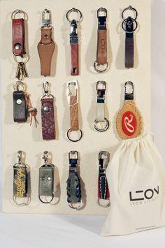 Key Fobs by Leon Litinsky.