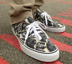 9-Vans Authentic x Supreme Bruce Lee - Cacal Supreme Nyc 4c6d3aeb815