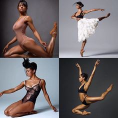 Favorite Editorials of Misty Copeland the African-American Female Principal Ballerina of the American Ballet Theatre 👑💖 Ballet Poses, Dance Poses, Ballet Dancers, Ballerinas, American Ballet Theatre, Ballet Theater, Foto Sport, Black Dancers, Female Dancers