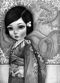Raúl Guerra - A Tapestry of Dragons