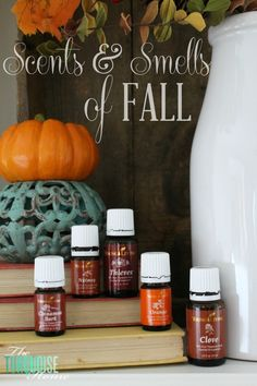My Favorite Scents and Smells of Fall | TheTurquoiseHome.com