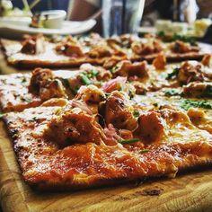 #bbqchickenpizza @KonaGrill #pizza #bbqchicken #konagrill #chickenpizza http://ift.tt/1Men6f5