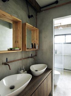 Natural bathroom designs and ideas