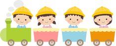 かわいい幼稚園生が乗った汽車のイラスト Baby Record Book, Baby Records, Cartoon Stickers, Cute Pigs, Recorded Books, Sad Anime, Children And Family, Doll Patterns, Cute Drawings